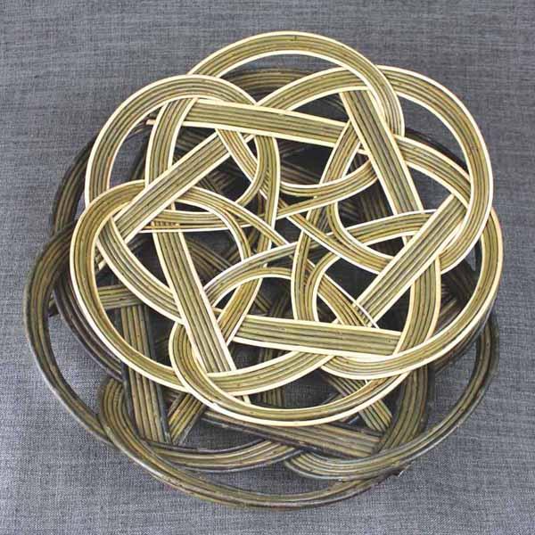 Celtic Knot Saille Baskets