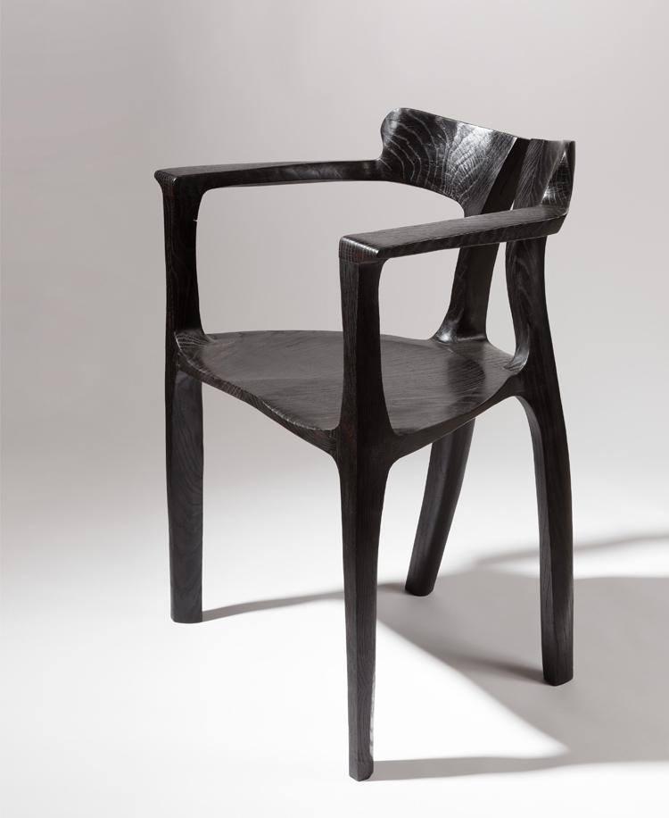 The Oak Arm Chair