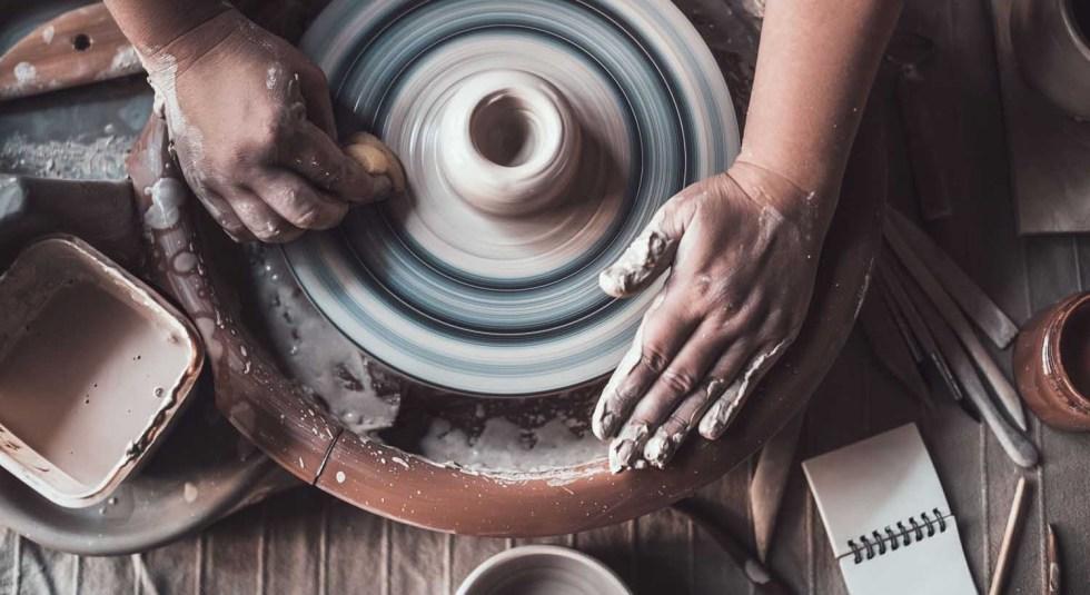 Irish Ceramics Pottery Handmade