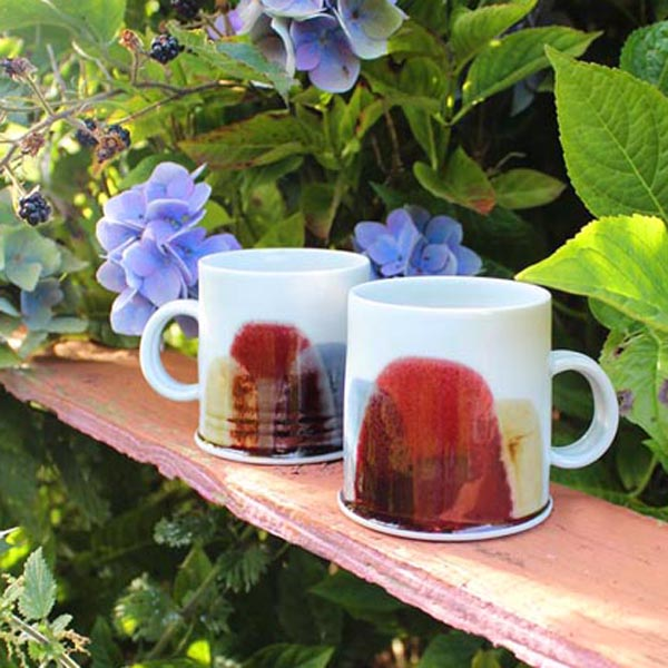 Earth Fire Water Cups