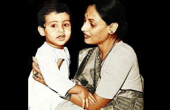Childhood Photos of Bollywood Celebs-Abhishek Bachchan
