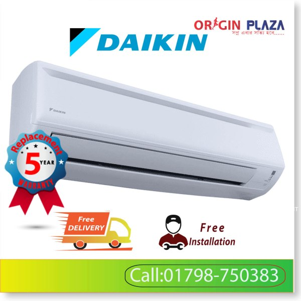 Daikin ft25jxv1 | 2.0 ton wall mounted Air Conditioner