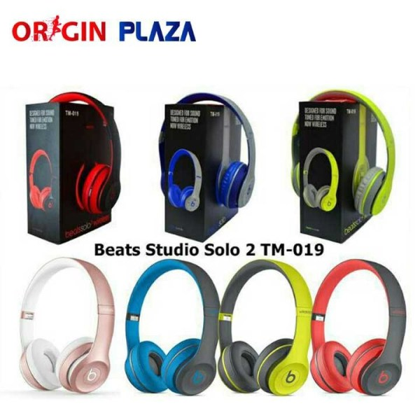 Beats Solo2 TM-019 Wireless Bluetooth Headphones price in Bangladesh