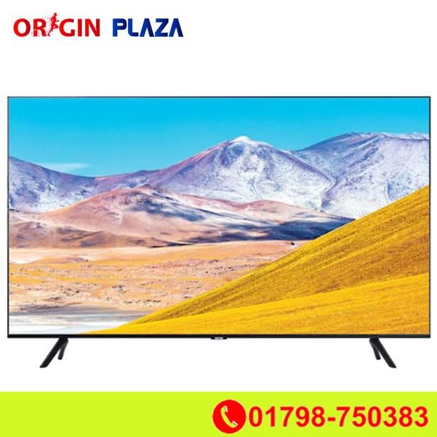 Samsung 55 Inch TU8000 Crystal UHD 4K Smart TV price in bd