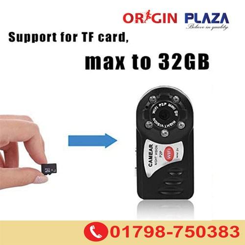 WiFi Spy Camera Mini Q7 price in bangladesh