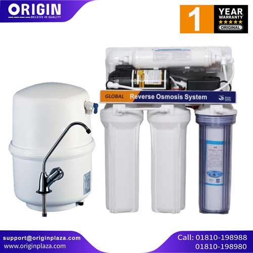 5-Satge Global RO Purifier 75 GPD