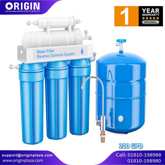 5-Stage CG Pure Water RO 200 GPD