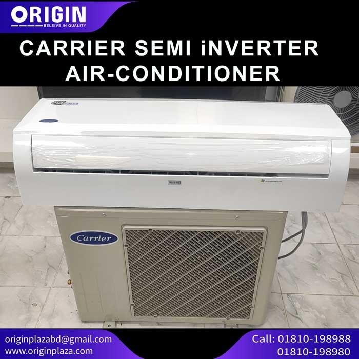 Carrier1.5 Ton Air Conditioner Semi Inverter