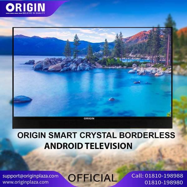 Origin Crystal Borderless Smart Tv