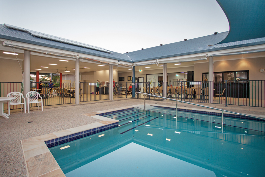Commercial Pool 3