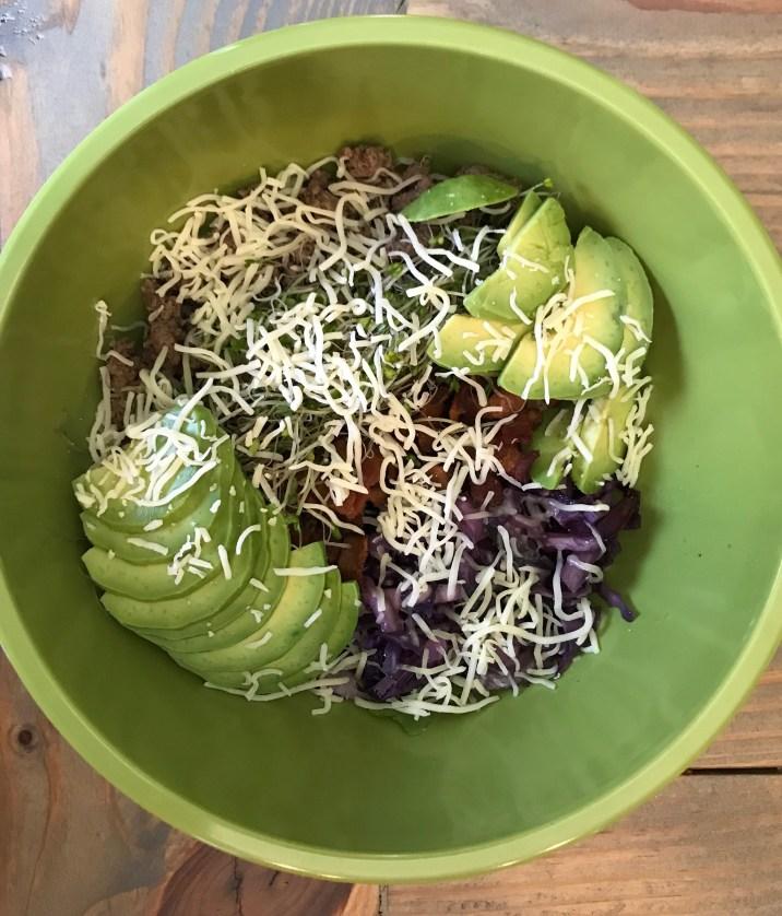 keto power bowl