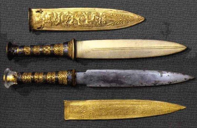daga-tutankamon