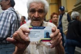 How Reuters Slandered Venezuela's Social Benefits Card