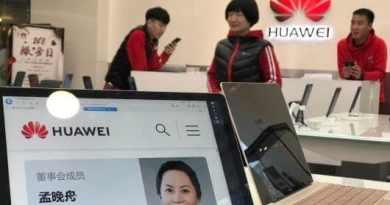 Canada Grants Bail to Huawei Executive