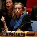 US only country in the world to vote against work of UN refugee agency