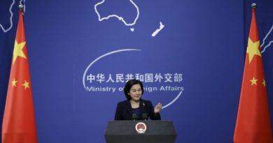 China Repudiates Interference by the United States in Internal Affairs of Venezuela