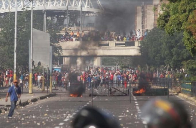 Maracaibo: 17 People Behind Bars After Violence in Downtown