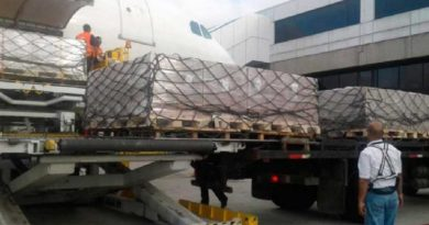 * 11,000 Dialyzers Arrived in Venezuela to Replace Fire Losses in Guarenas
