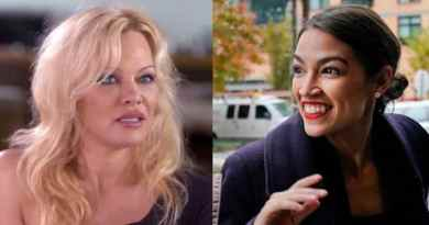 Who is Alexandra Ocasio-Cortez and why did Baywatch Pamela Anderson Confront her About Venezuela?
