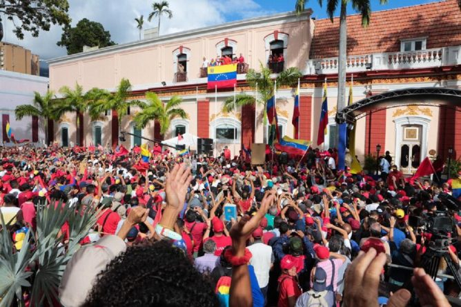 Can Venezuela and its Neighbors Survive the Coming War?