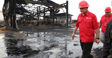 PDVSA Denounces Act of Sabotage in Pumping Station on the Orinoco Oil Belt