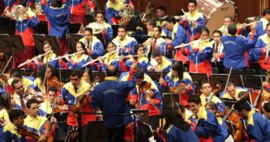 Maduro Celebrates 44th Anniversary of El Sistema