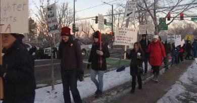 Denver Teachers Strike Begins