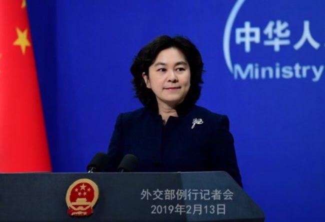 "China Denies Talks With Venezuela Opposition, Slams Western Media ""Fake News"" Ethic"