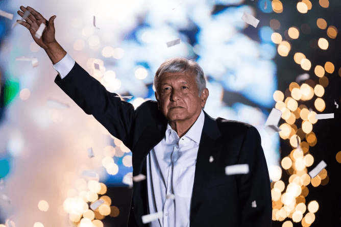 Apples and Oranges? AMLO and Maduro