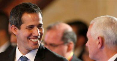 US Vice President Blames Guiadó for the Coup Failure in Venezuela