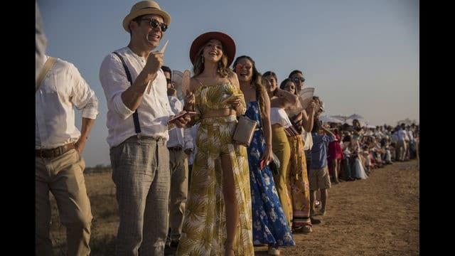 For Venezuela's 1 Percent, a Lavish Wedding Amid Crisis (Humanitarian Crisis?)
