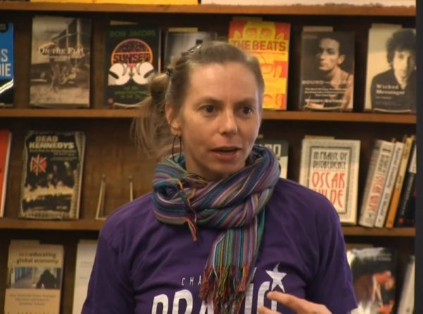 Eyewitness Venezuela: Katrina Kozarek speaks in Minneapolis about Bolivarian Revolution
