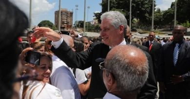 Diaz-Canel Defends Cuban Doctors' Work in Venezuela After NYT Report