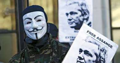 To Protest Assange's Arrest, Anonymous Hackers Knock Over 1,600 UK Websites Offline, Including the Supreme Court and National Crime Agency
