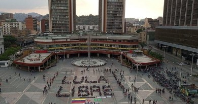 Venezuela Shows  Solidarity With Lula da Silva in Caracas (Images)