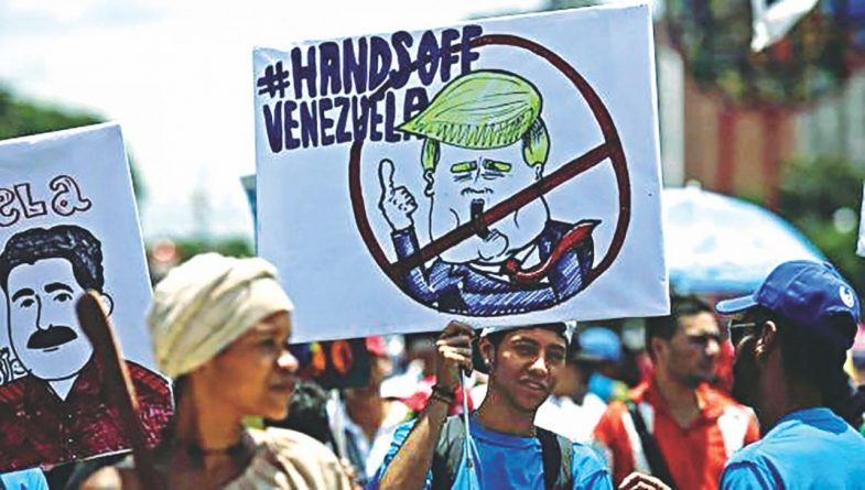 """US Aggression Against Venezuela and How do You """"Eat"""" That"""