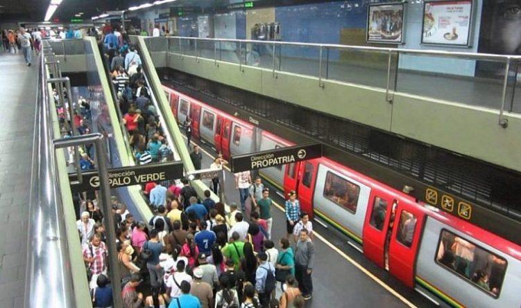 Metro de Caracas Closed Today