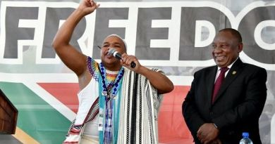 South Africa Celebrates 25th Anniversary of Freedom Day