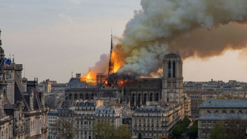 Normandy Yellow Vests Statement About the Notre Dame Disaster (Communique)