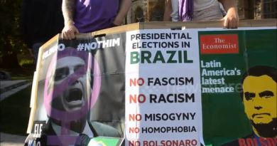 Brazil's Bolsonaro Fined for Misogynistic Comment, to Publicly Retract