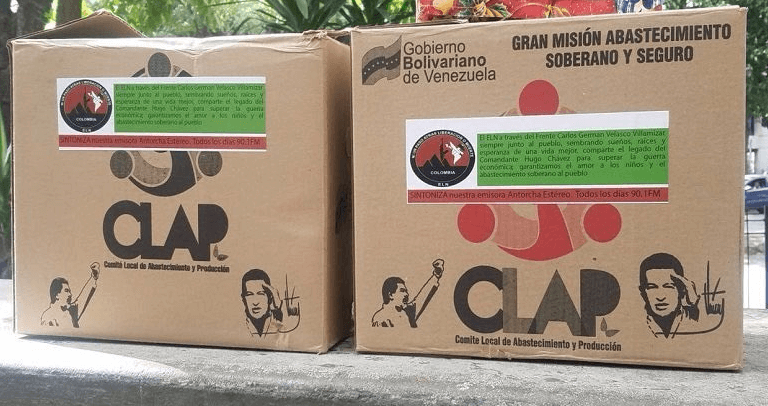 ELN Seal Appears on CLAP Boxes?The new Fake News