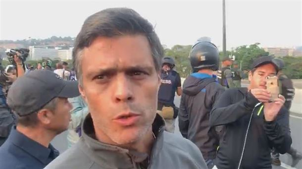 The Shipwreck of Leopoldo López Opens the Way for the Military Option