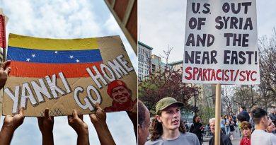 Venezuela Isn't Syria… But America's War Tactics are the Same