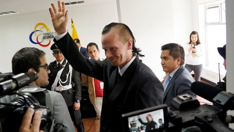 Ecuador will Prosecute Out of Jail Swedish Ola Bini, Linked to Assange (Habeas Corpus)