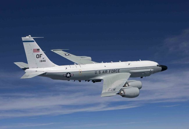 FANB Warns that US Military Planes are Flying over