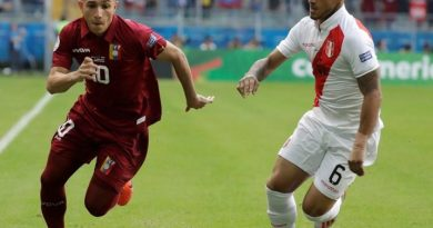 Vinotinto Makes Copa América Debut with a Goalless Draw Against Peru