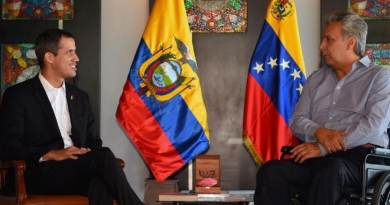 Ecuador Will Require Visas for Venezuelans