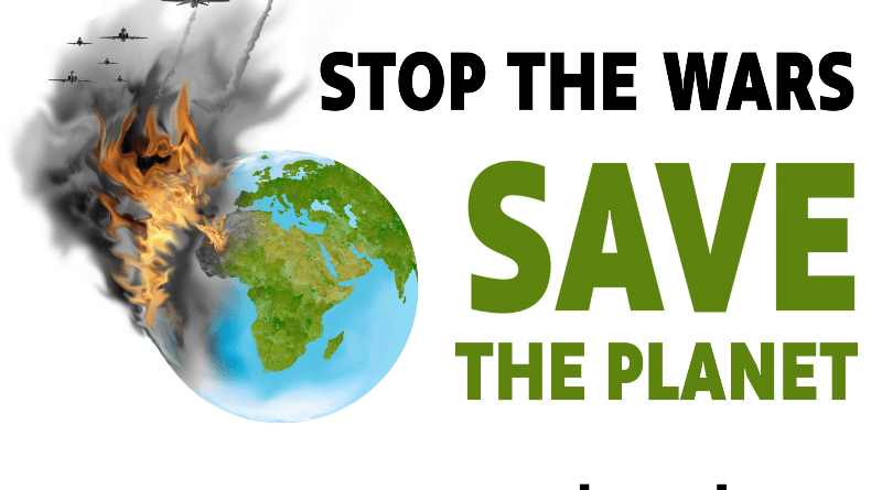 The People's Mobilization to Stop the US War Machine and Save the Planet is here!