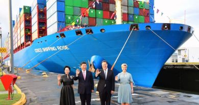 China and Panama: Making Things Clear