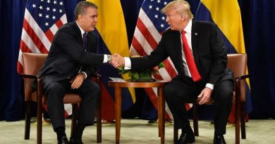 Colombia's Low Intensity War Against Venezuela